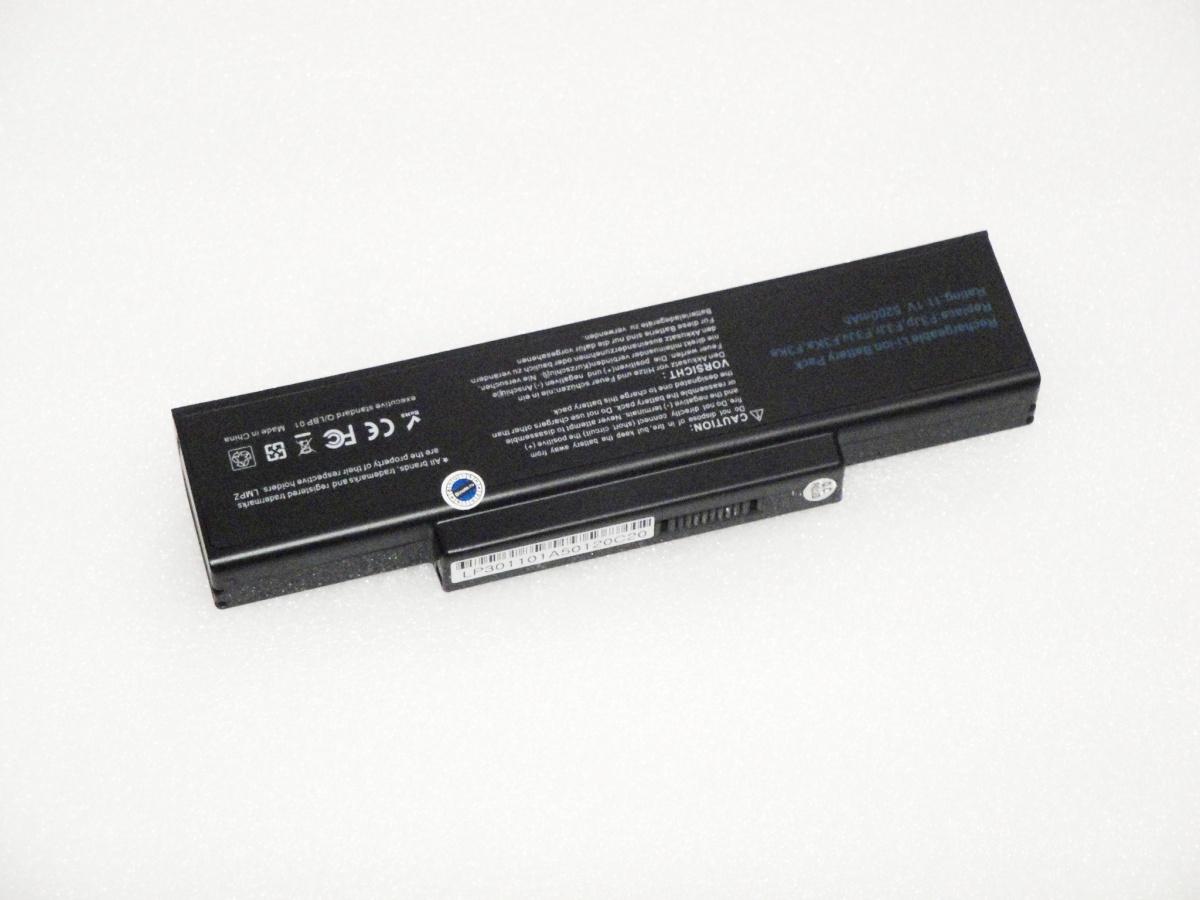 Аккумулятор для ноутбука Asus F3, 1 250 руб - купить   Binote.Ru